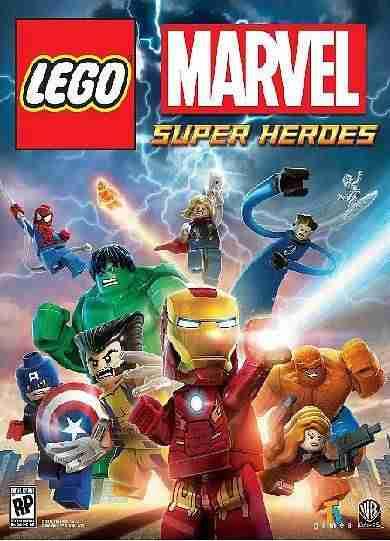 Descargar LEGO Marvel Super Heroes The Game [ENG][JPN][HR] por Torrent
